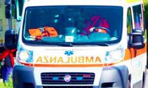 ambulanza davanti