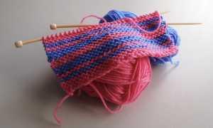 lavorare maglia